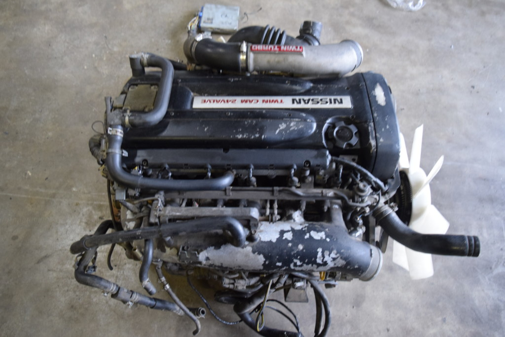 Nissan Of St Charles >> NISSAN RB26DETT R32 ENGINE SWAP WITHOUT TRANSMISSION | JDMHOOKUP
